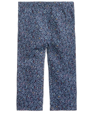 First Impressions ConfettiPrint Leggings Baby Girls (024 months) Created for Macys