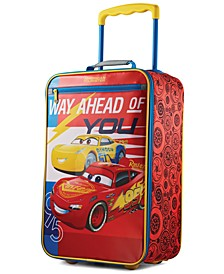 "Disney Cars 18"" Softside Rolling Suitcase By American Tourister"