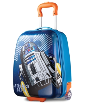 Star Wars R2D2 18 Hardside Rolling Suitcase By American Tourister