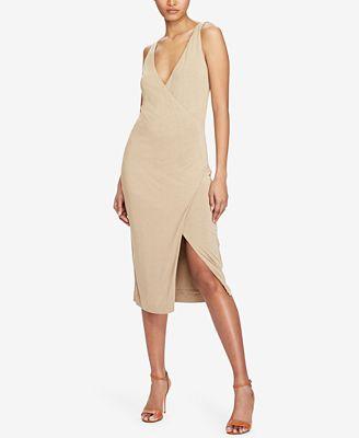 Polo Ralph Lauren Jersey V-Back Dress