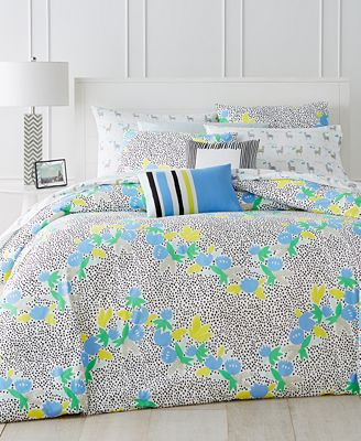 CLOSEOUT! Whim by Martha Stewart Collection Zigzag Swag Bedding Collection, Only at Macy's