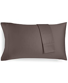 CLOSEOUT! Charter Club Damask Standard Pillowcase Set, 550 Thread Count 100% Supima Cotton, Created for Macy's