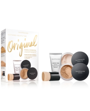 Image of bareMinerals 4-Pc. Get Started Mineral Foundation Kit