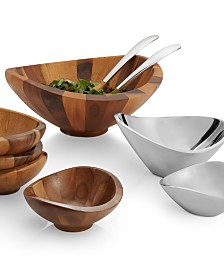 Nambe Butterfly Serveware Collection