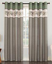 Lichtenberg No. 918 Berkshire Grommet Curtain Panel Collection