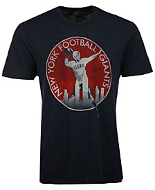 '47 Brand Men's New York Giants Retro Logo Scrum T-Shirt
