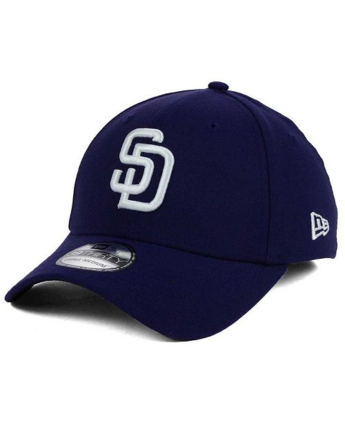 best sneakers 9ef80 8ecc8 ... New Era San Diego Padres Team Classic 39THIRTY Cap ...