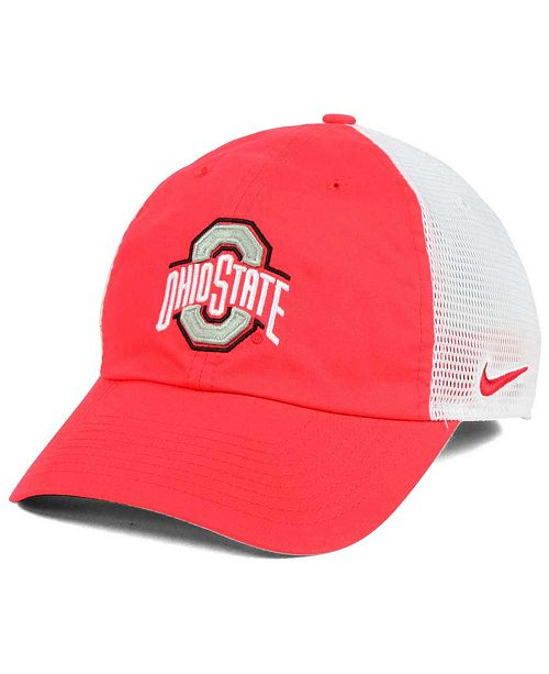 e076102e5ad Ohio State Buckeyes H86 Trucker Cap. Be the first to Write a Review. main  image  main image ...