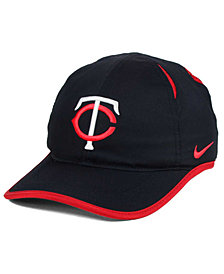 Nike Minnesota Twins Dri-FIT Featherlight Adjustable Cap