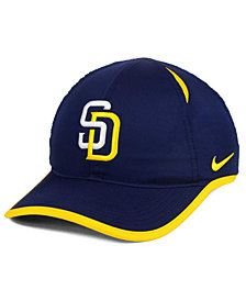 Nike San Diego Padres Dri-FIT Featherlight Adjustable Cap