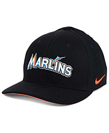 Nike Miami Marlins Ligature Swoosh Flex Cap