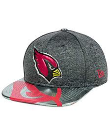 New Era Arizona Cardinals 2017 Draft 9FIFTY Snapback Cap