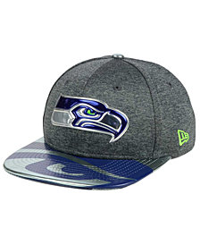 New Era Seattle Seahawks 2017 Draft 9FIFTY Snapback Cap