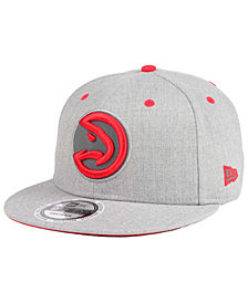 New Era Atlanta Hawks Total Reflective 9FIFTY Snapback Cap