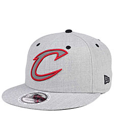 New Era Cleveland Cavaliers Total Reflective 9FIFTY Snapback Cap