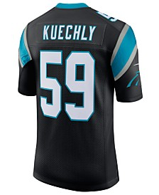 Nike Men's Luke Kuechly Carolina Panthers Untouchable Limited Jersey
