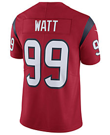 Nike Men's J. J. Watt Houston Texans Vapor Untouchable Limited Jersey