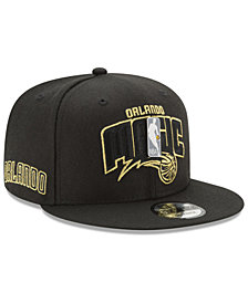 New Era Orlando Magic Playoff Push 9FIFTY Snapback Cap