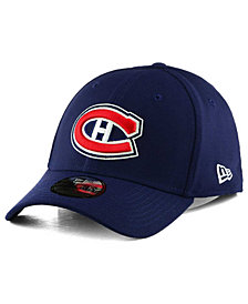 New Era Montreal Canadiens Team Classic 39THIRTY Cap