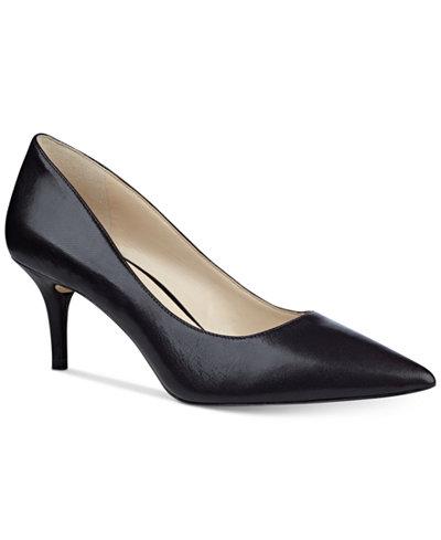 Nine West Margot Mid-Heel Pumps - Nine West Margot Mid-Heel Pumps - Pumps - Shoes - Macy's