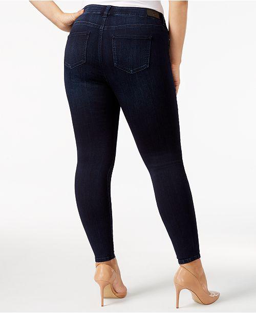 67f7346b64c60 ... Celebrity Pink Trendy Plus Size Infinite Stretch Dawson Super-Skinny  Jeans ...