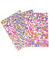 Kipling 3-Pack Notebooks