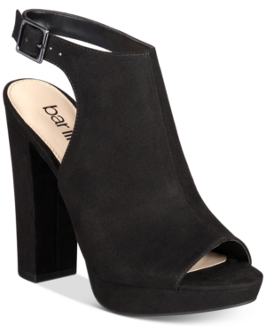 Bar Iii Nicola Platform Shooties, Created for Macy