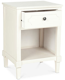Brenna Side Table, Quick Ship