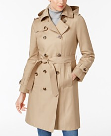 Trenchcoat Womens Coats - Macy's