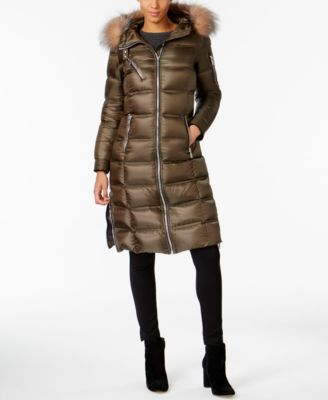 Andrew marc women's puffer jacket