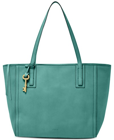 Fossil Emma Leather Tote
