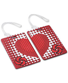 Samsonite Designer 2-Pk. True Love Luggage Tags