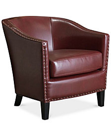 Wendel Club Chair, Quick Ship