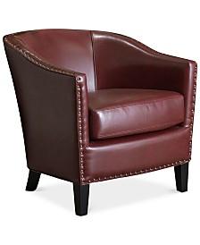 Wendel Club Chair, Quick Ship