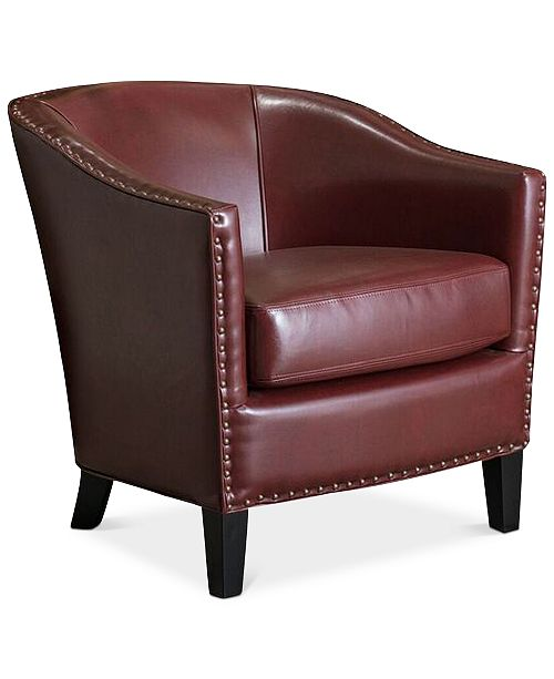 carriage & co. Wendel Club Chair, Quick Ship
