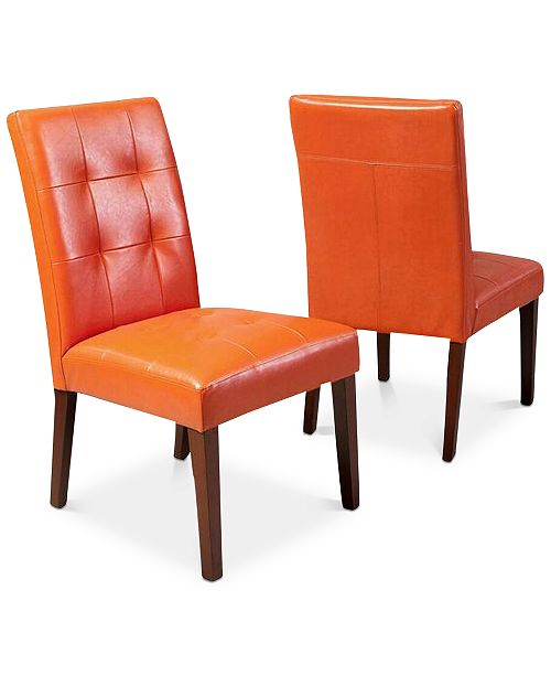 Noble House Colwin Dining Chairs (Set of 2)
