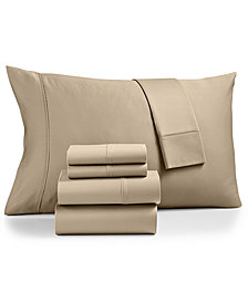 Essex StayFit 6-Pc Extra Deep Pocket King Sheet Set 1200 Thread Count, Created for Macy's