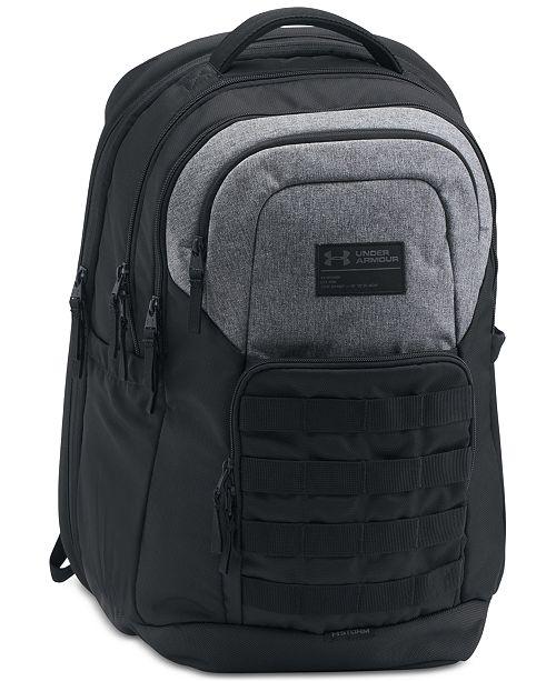Under Armour Men s Storm Guardian Backpack   Reviews - All ... 3d6c813dc6548