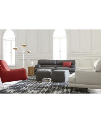 Ramella Leather Sofa Collection