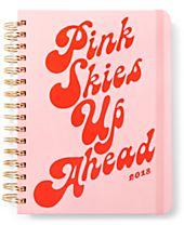 ban.do Pink Skies Medium Agenda