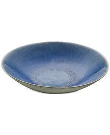Mikasa Aventura Blue Boxed Round Vegetable Bowl