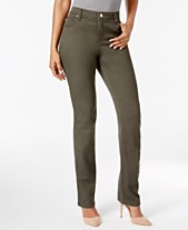 c8003a81 Lee Platinum Gwen Straight-Leg Jeans, Created for Macy's