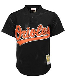 1f89e086f63 Mitchell   Ness Men s Roberto Alomar Baltimore Orioles Authentic Mesh  Batting Practice V-Neck Jersey