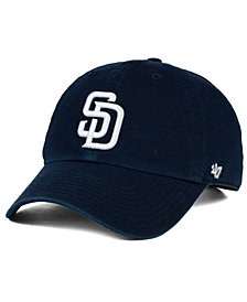 '47 Brand San Diego Padres On-Field Replica CLEAN UP Cap