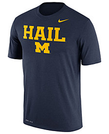 Nike Men's Michigan Wolverines Legend Authentic Local T-Shirt
