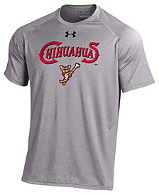 Under Armour Men's EL Paso Chihuahuas Arched Tech T-Shirt