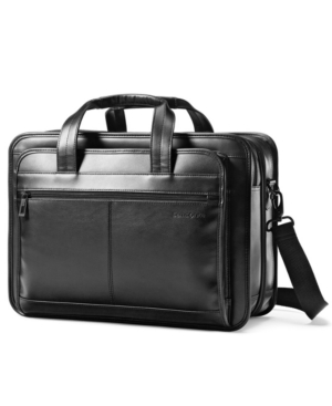 Samsonite Leather Expandable...