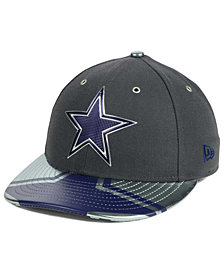 New Era Dallas Cowboys 2017 Low Profile Draft Fashion 59FIFTY Cap