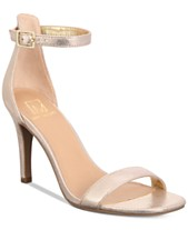 6405dcaca91a Material Girl Blaire Two-Piece Dress Sandals