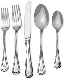 Nautical 20-Pc. Flatware Set, Service for 4